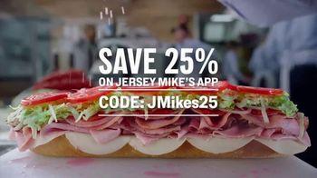 Jersey Mike's TV Spot, 'App-etizing' - Thumbnail 6