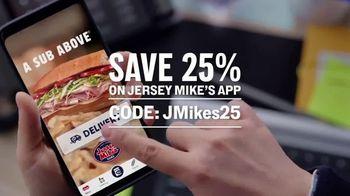 Jersey Mike's TV Spot, 'App-etizing' - Thumbnail 7