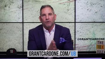 Grant Cardone Enterprises TV Spot, 'The Millionare Booklet'