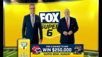 FOX Bet Super 6 TV Spot, 'Super Bowl LV: Win $250,000 of Terry's Money'