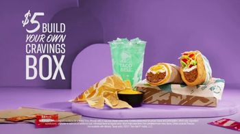Taco Bell $5 Build Your Own Cravings Box TV Spot, 'You Know What You Want' Featuring Noah Centineo - Thumbnail 10