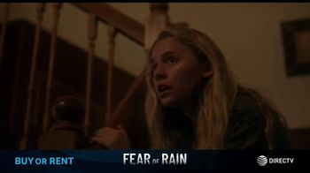 DIRECTV Cinema TV Spot, 'Fear of Rain' - 8 commercial airings
