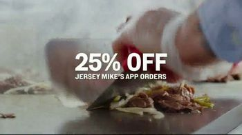 Jersey Mike's TV Spot, 'Craving Into Saving: 25% Off' - Thumbnail 3