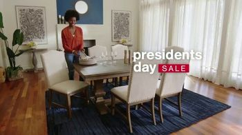 Ashley HomeStore Biggest Presidents Day Sale Ever TV Spot, 'No Interest and 30% Off' - Thumbnail 3
