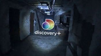 Discovery+ TV Spot, 'Paranormal Shows' - Thumbnail 2