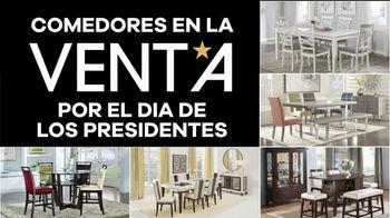 Rooms to Go Venta por el Día de los Presidentes TV Spot, 'Seccionales y camas' [Spanish] - Thumbnail 7