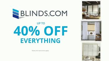 Blinds.com Presidents Day Sale TV Spot, 'Simple: 40% Off' - Thumbnail 5