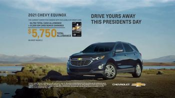 Chevrolet Presidents Day Event TV Spot, 'Most Important' [T2] - Thumbnail 6