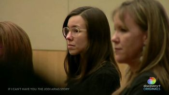 Discovery+ TV Spot, 'If I Can't Have You: The Jodi Arias Story'