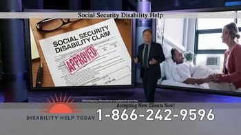 Disability Help Today TV Spot, 'Can't Work' - Thumbnail 6