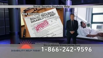 Disability Help Today TV Spot, 'Can't Work' - Thumbnail 7