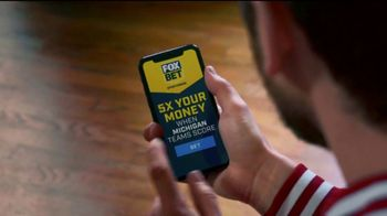 FOX Bet Sportsbook App TV Spot, 'Bring the Boom'