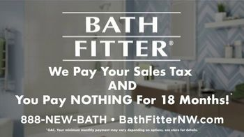 Bath Fitter TV Spot, 'New Year's Resolution: We'll Pay Your Sales Tax' - Thumbnail 10