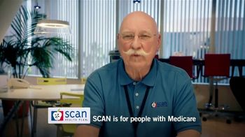 SCAN Health Plan TV Spot, 'There for You: A Better Medicare Advantage Experience'