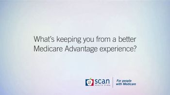 SCAN Health Plan TV Spot, 'There for You: A Better Medicare Advantage Experience' - Thumbnail 1