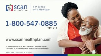 SCAN Health Plan TV Spot, 'There for You: A Better Medicare Advantage Experience' - Thumbnail 10