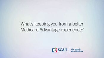 SCAN Health Plan TV Spot, 'There for You: A Better Medicare Advantage Experience' - Thumbnail 2