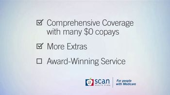 SCAN Health Plan TV Spot, 'There for You: A Better Medicare Advantage Experience' - Thumbnail 7