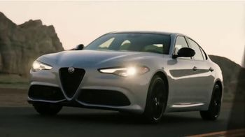 Alfa Romeo Presidents Day Event TV Spot, 'Zero Down' [T2] - Thumbnail 4