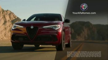 Alfa Romeo Presidents Day Event TV Spot, 'Zero Down' [T2] - Thumbnail 6