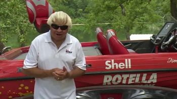 Shell Rotella Synthetic Engine Oil TV Spot, 'America's Favorite Fisherman' Featuring Jimmy Houston - 27 commercial airings