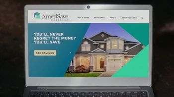 AmeriSave Mortgage TV Spot, 'Mike the Cat Lady Man: Mortgage Rate' - Thumbnail 1