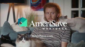 AmeriSave Mortgage TV Spot, 'Mike the Cat Lady Man: Mortgage Rate' - Thumbnail 8