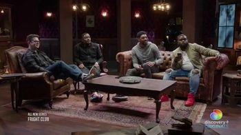 Discovery+ TV Spot, 'Fright Club' - Thumbnail 4