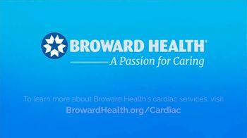 Broward Health TV Spot, 'Heart Care Close to Home' - Thumbnail 9
