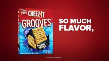 Cheez-It Grooves Cheddar Ranch TV Spot, 'Monster Truck' - Thumbnail 7