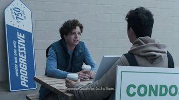 Progressive TV Spot, 'Sign Spinner: Mondays' - Thumbnail 6
