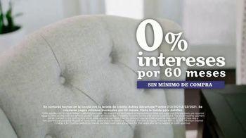 Ashley HomeStore Private Sale TV Spot, 'Hasta 50% de descuento' [Spanish] - Thumbnail 4