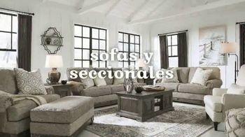 Ashley HomeStore Private Sale TV Spot, 'Hasta 50% de descuento' [Spanish] - Thumbnail 6