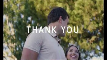 Kay Jewelers TV Spot, 'Thank You' Featuring Hunter Henry - Thumbnail 3