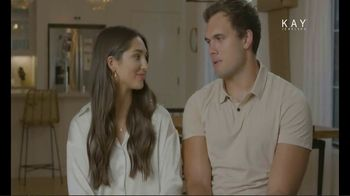 Kay Jewelers TV Spot, 'Thank You' Featuring Hunter Henry - Thumbnail 5