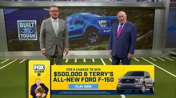 FOX Bet Super 6 TV Spot, 'NFC Championship: $500,000 and F-150' Feat. Terry Bradshaw, Howie Long - 67 commercial airings