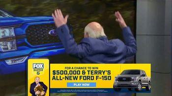 FOX Bet Super 6 TV Spot, 'NFC Championship: $500,000 and F-150' Feat. Terry Bradshaw, Howie Long - Thumbnail 5