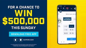 FOX Bet Super 6 TV Spot, 'NFC Championship: $500,000 and F-150' Feat. Terry Bradshaw, Howie Long - Thumbnail 7