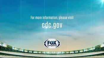 Centers for Disease Control and Prevention TV Spot, 'COVID-19: FOX Sports: Ready to Fight' Featuring Jeff Gordon - Thumbnail 8