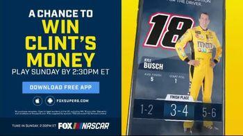 FOX Bet Super 6 App TV Spot, 'Win Clint's Money' Featuring Terry Bradshaw - Thumbnail 10
