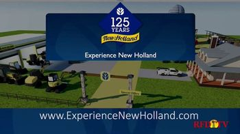 New Holland Agriculture TV Spot, 'Experience New Holland: Interactive Enviroment'