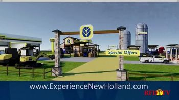 New Holland Agriculture TV Spot, 'Experience New Holland: Interactive Enviroment' - Thumbnail 1
