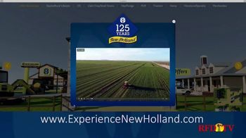 New Holland Agriculture TV Spot, 'Experience New Holland: Interactive Enviroment' - Thumbnail 2
