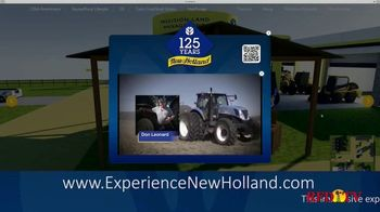 New Holland Agriculture TV Spot, 'Experience New Holland: Interactive Enviroment' - Thumbnail 3