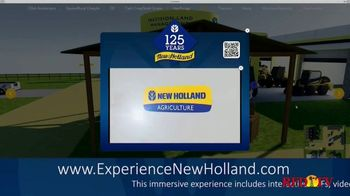 New Holland Agriculture TV Spot, 'Experience New Holland: Interactive Enviroment' - Thumbnail 4