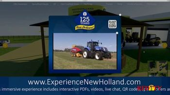 New Holland Agriculture TV Spot, 'Experience New Holland: Interactive Enviroment' - Thumbnail 5