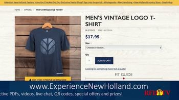New Holland Agriculture TV Spot, 'Experience New Holland: Interactive Enviroment' - Thumbnail 6