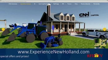 New Holland Agriculture TV Spot, 'Experience New Holland: Interactive Enviroment' - Thumbnail 7
