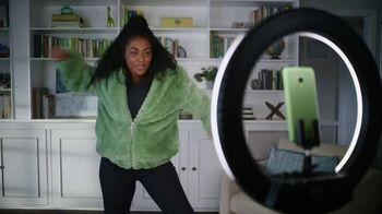 Cricket Wireless More Phone, More Fun MegaSale TV Spot, 'Mom Dancing to K-Pop' - Thumbnail 1