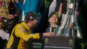 NASCAR TV Spot, 'Sharing a Race' - Thumbnail 6